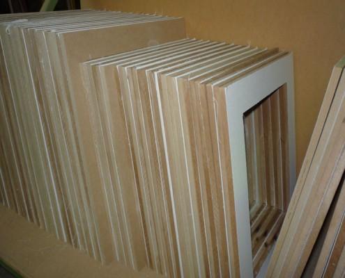 Ateliers Hors Cadre : fabrication de cadres